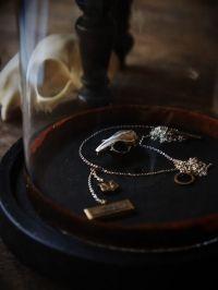 """"""" Eternal Specimen #001 - The skull of House mouse """" / 永久標本 , マウスの頭蓋骨"""
