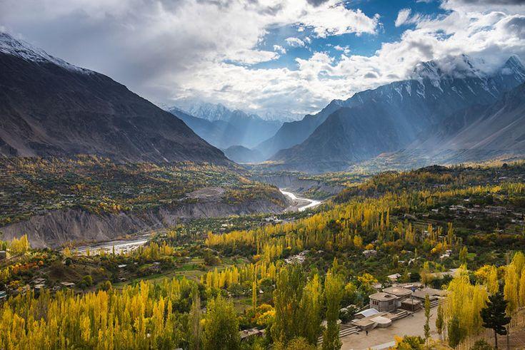 風の谷のナウシカの舞台!その1.フンザ/パキスタン