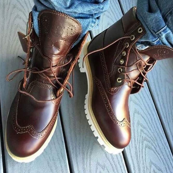 1c2f553a9e4 Smooth | Men that kill the Fashion game | Shoes boots timberland ...