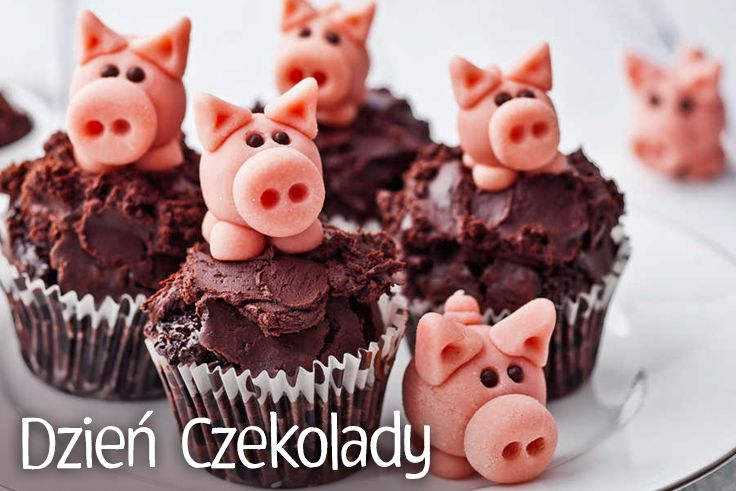 #dzienczekolady #dzien #czekolady #czekolada #slodkosci #ciasta #muffiny #smacznastrona