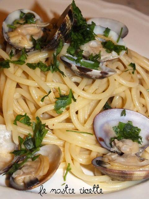 Le nostre Ricette: Spaghetti alle vongole