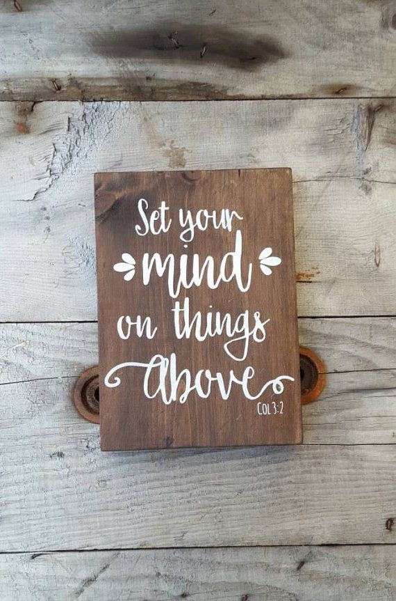 Wall Decor Signs With Sayings : Best images about quotes on wooden signs