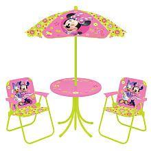 Minnie Mouse Patio Set  http://www.toysrus.com/product/index.jsp?productId=17745966