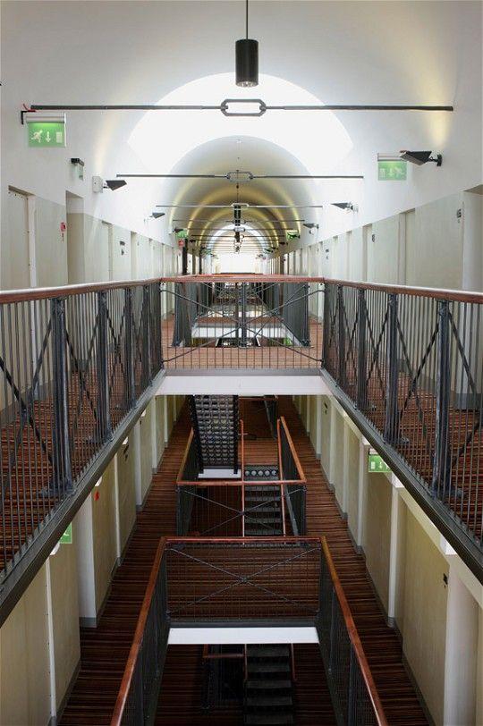 Best Western Katajanokka hotel. One of the world's best prison hotels. Helsinki, Finland. #travelscandinavia