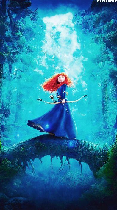 Trippy Iphone Wallpaper Disney Brave And Merida Image Brave Movie Brave