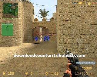 Counter-Strike Source Aimbot + Wallhack
