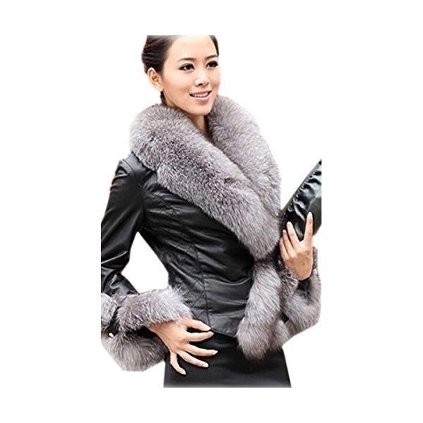95 best Damen Felljacken images on Pinterest | Moda, Damenmäntel und ...