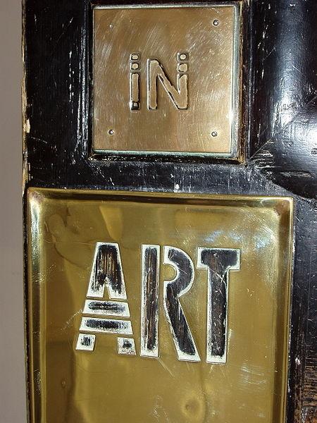 The Glasgow School of Art. Glasgow, Scotland