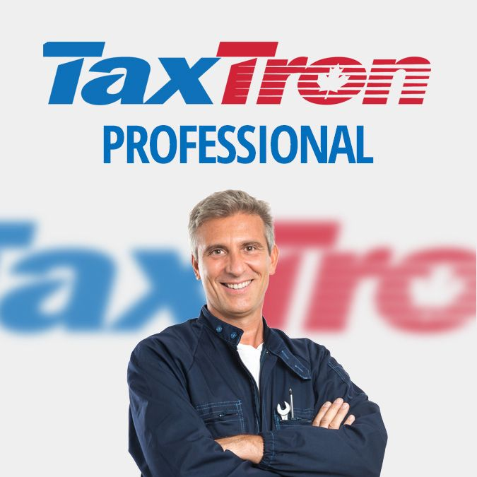 TaxTron Professional for Windows