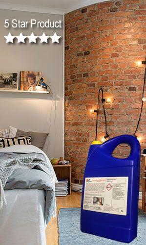 Interior Brick And Dust Sealer (Matt Finish)   Breathable (vapour  Permeable)u2026