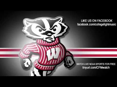 University of Wisconsin Badgers Fight Song