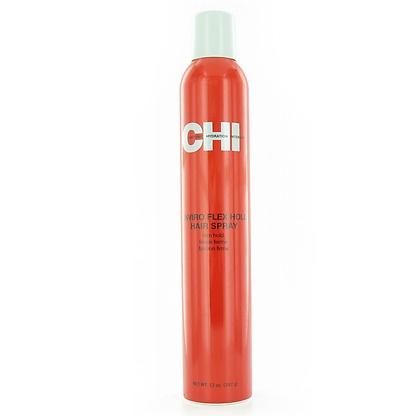 CHI Enviro Hold Hair Spray. Works on my hair in high humidity.  Keeps it smooth and style-able!  Worth the price.