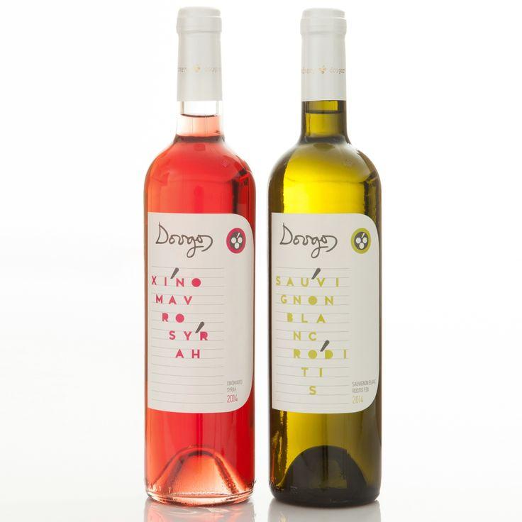 Dougos Labels | Grafix Design Studio
