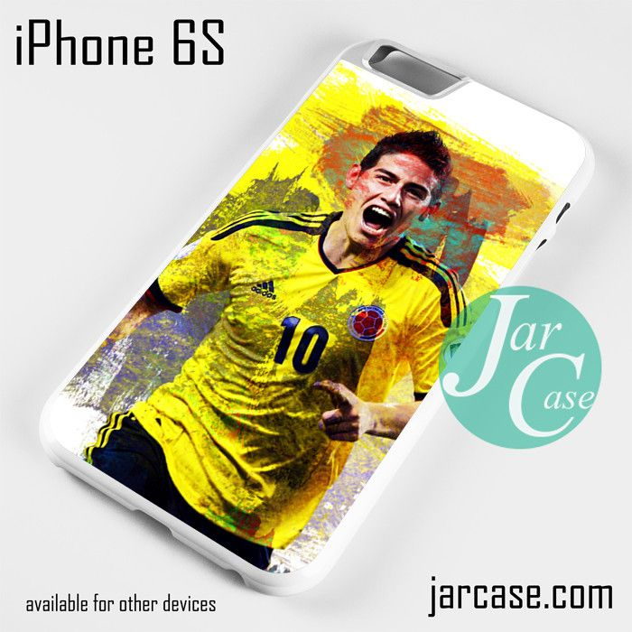 James Rodriguez Football Player Phone case for iPhone 6/6S/6 Plus/6S plus