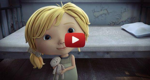 Ирландцы создали мультфильм, чтобы помочь сиротам из России  