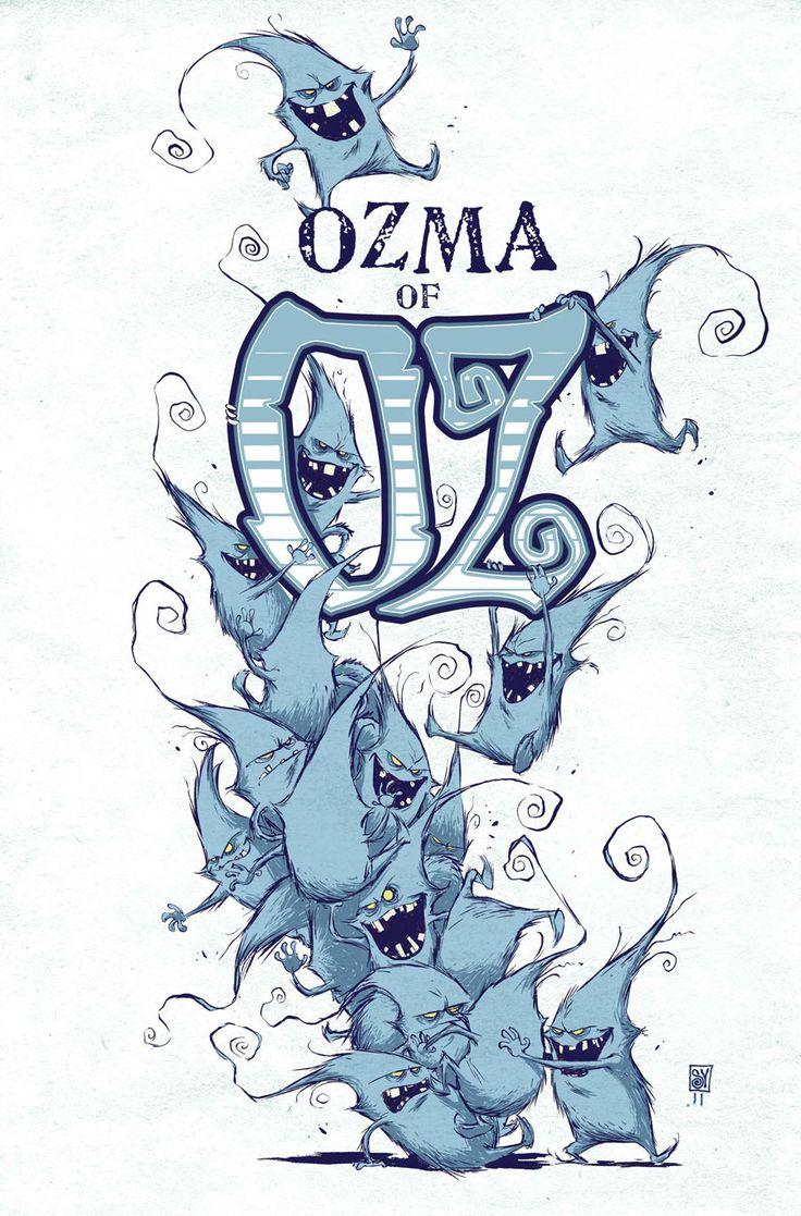 Ozma Of Oz 5 Cover By Skottieyoungiantart On @deviantart