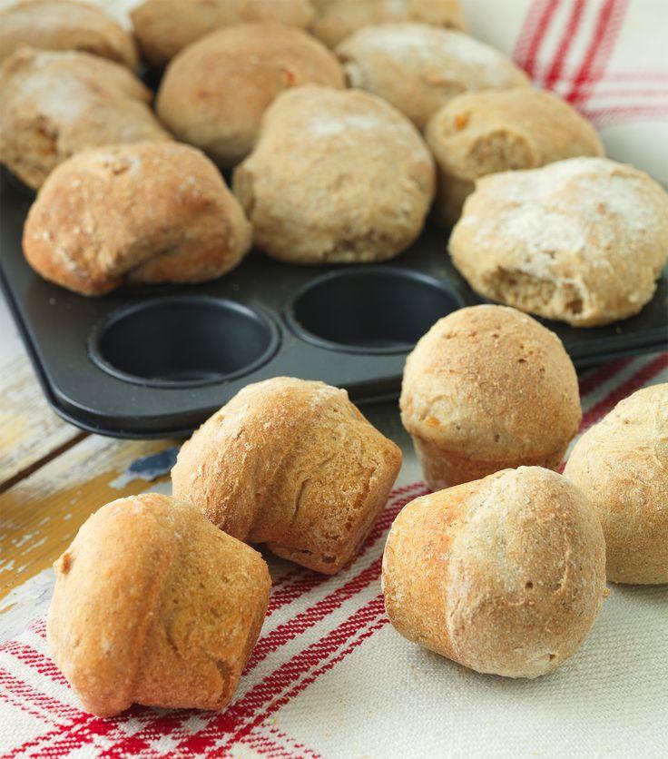Recept på Apelsinbröd med surdeg