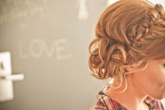 : French Braids, Hairstyles, Wedding Hair, Messy Hair, Bridesmaid Hair, Messy Braids, Messy Buns, Hair Style, Side Buns