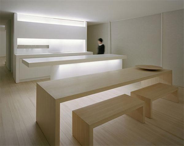 Minimalist Interior Design in C1 House, a Modern