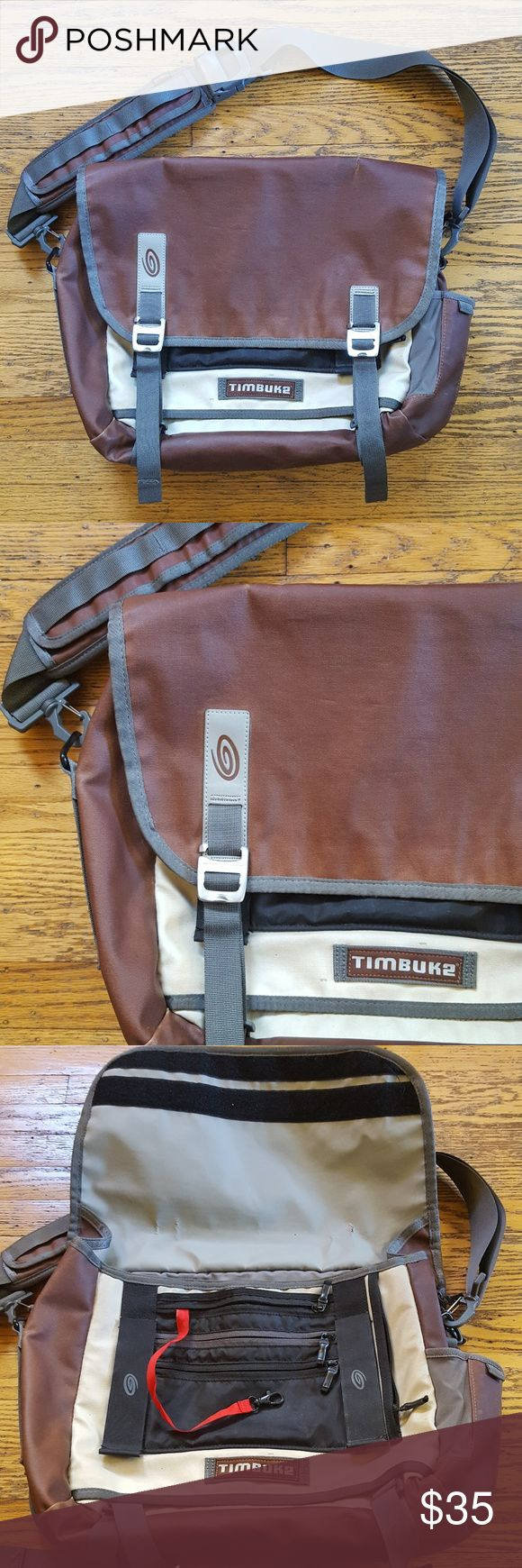Timbuk2 Laptop Messenger Shoulder Bike Bag Gently …