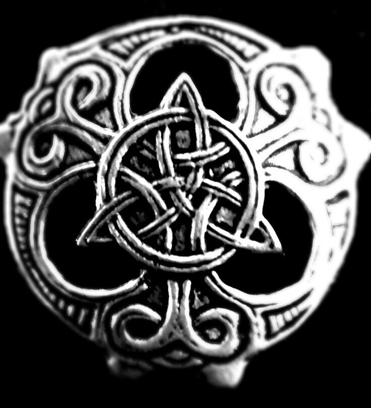 116 Best Triquetratrinity Knot Images On Pinterest Celtic Symbols