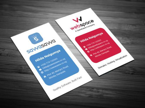 Carte De Visite Letterhead Design Ananda93