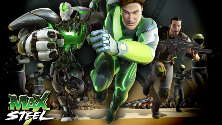 Max Steel was the first computer-generated series to air on Kids' WB. Description from filme5.com. I searched for this on bing.com/images