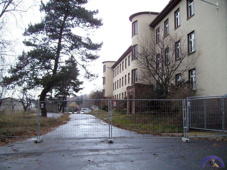 U.S. Army Aschaffenburg Germany | ... Barracks, 1st Bn ...