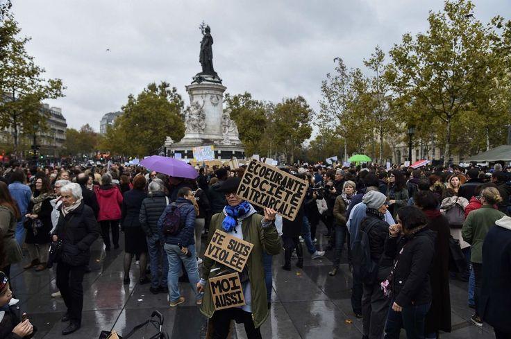 De nombreuses personnes en France appellent à faire du harcèlement sexuel une urgence nationale, mais des obstacles légaux et culturels découragent les femmes qui souhaitent porter plainte pour harcèlement sexuel au travail.