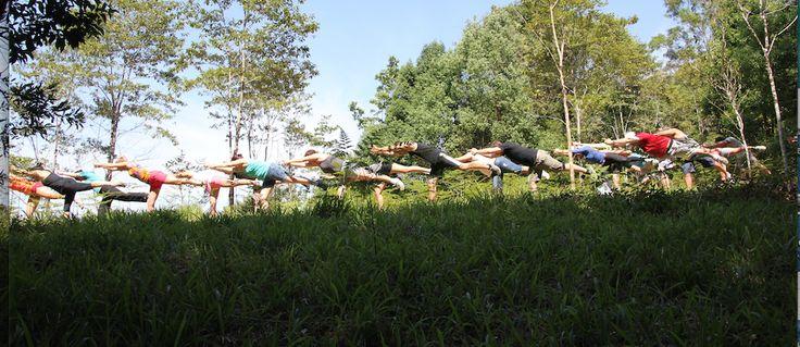 Hot Yoga Retreat with Yvette | Byron Bay | Murwillimbah | www.hotyogaretreats.net