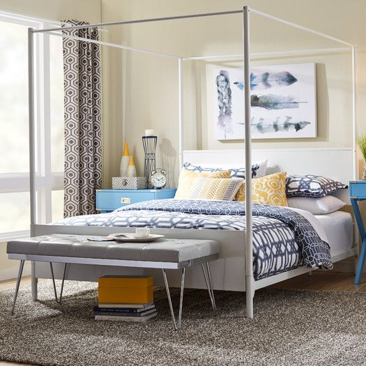 33 Canopy Beds And Canopy Ideas For Your Bedroom: Best 25+ Metal Canopy Bed Ideas On Pinterest
