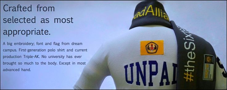 'AK makes you and your family love about Unpad, more'