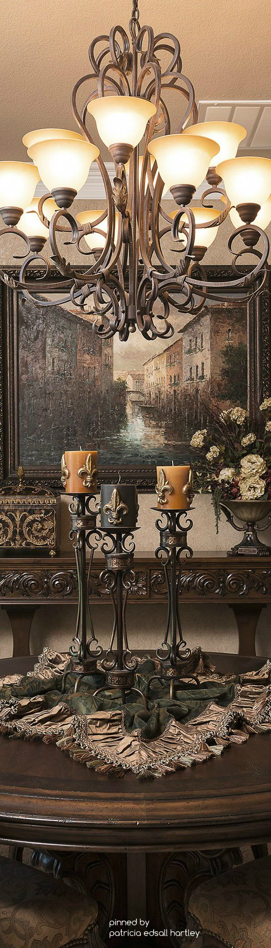 Rosamaria G Frangini | Architecture Old World, Mediterranean, Italian, Spanish & Tuscan Homes & Decor
