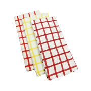 Dish cloths. Christmas Gift Box / Christmas Shoebox Idea