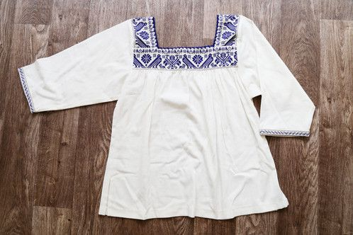 Mexican Tunic $69.00 USD **Free shipping**
