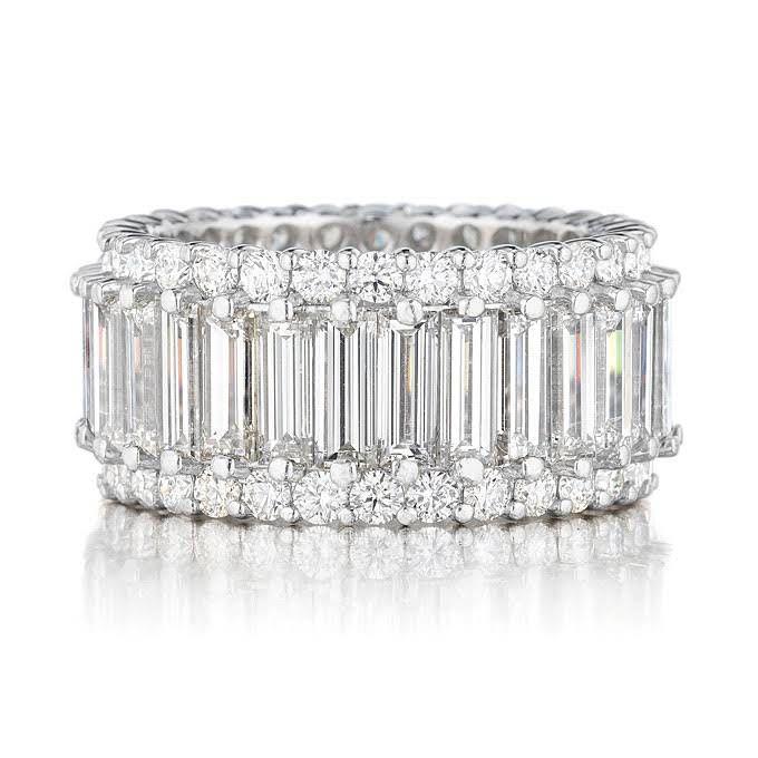 Get The Look: Kim Kardashian And Kris Humphries' Wedding Bands | Celebrity Weddings | Brides.com | Celebrity Wedding | Brides.com