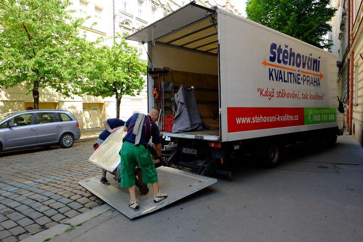 Stěhování bytu Praha #stěhování #stehovani