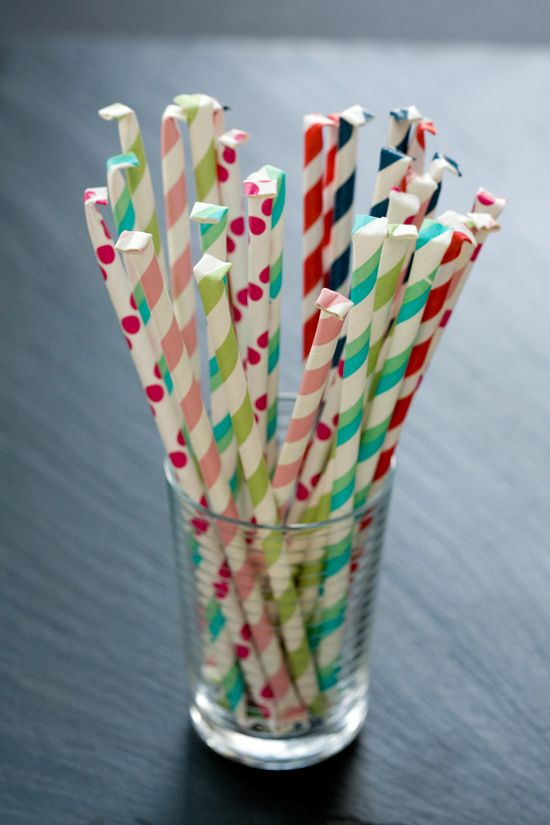 DIY: homemade pixie sticks