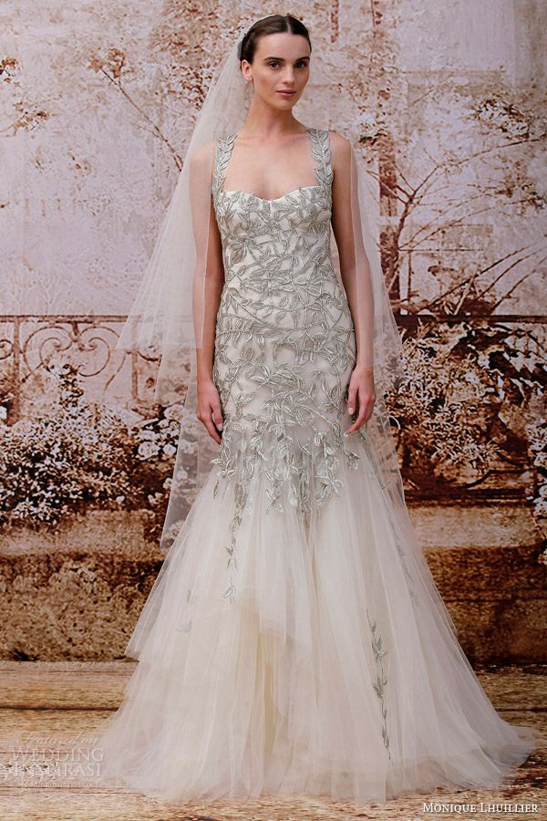Silver Wedding Dress Ideas : 22 best vow renewal wedding ideas images on pinterest