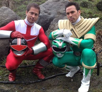 TokuNation Users Vote Jason Faunt 3rd Best Power Ranger (Time ...