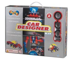 zoobmobile car designer kit instructions