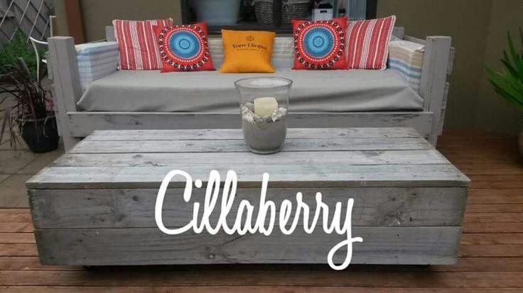 Diy outdoor wooden furniture