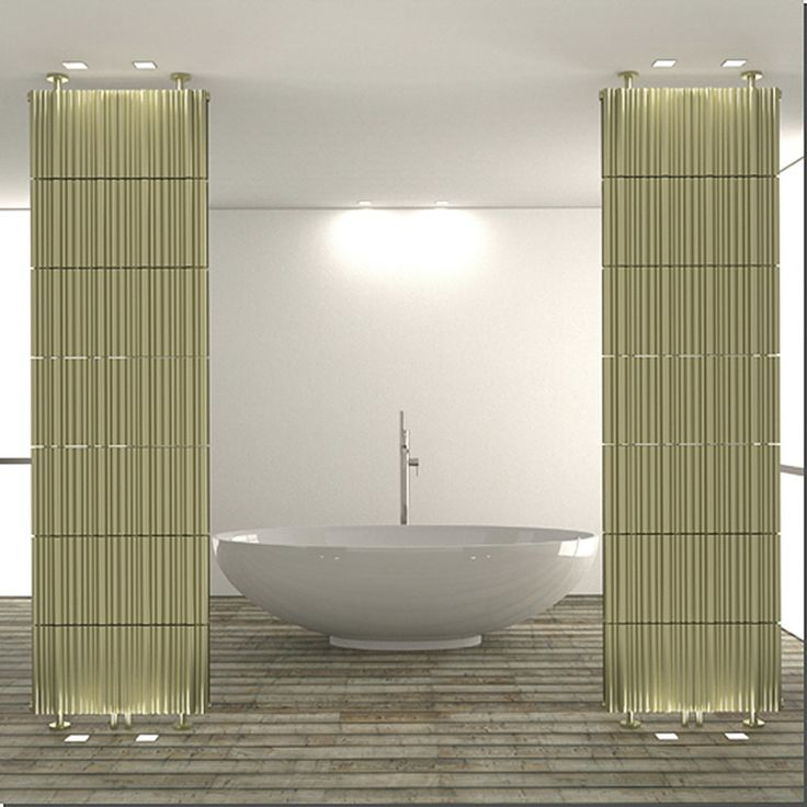 If It's Hip, It's Here: Nature Inspired Modern Radiators and Towel Warmers by Marco Pisati for K8 Radiatori