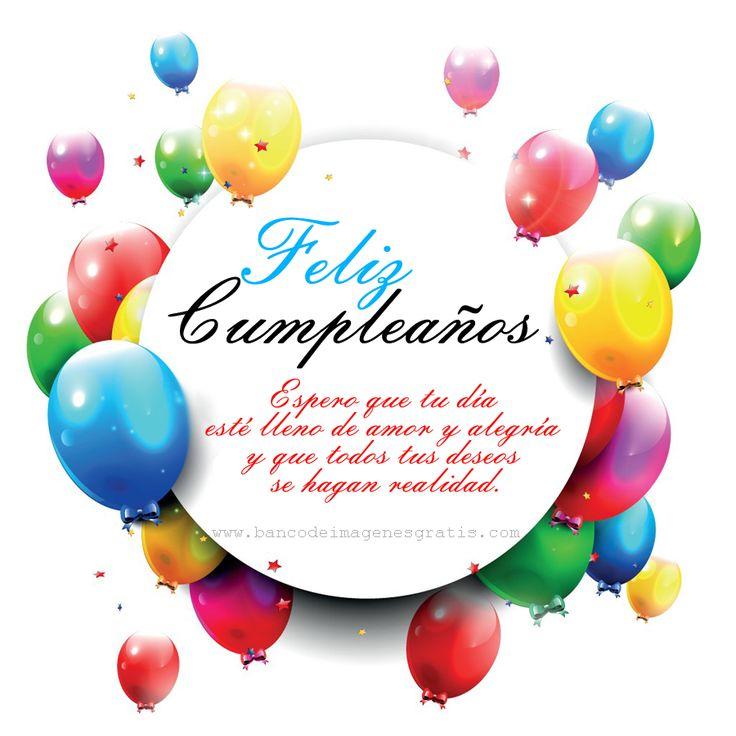 1000+ Images About Felicitaciones De Cumpleaños Cristianas
