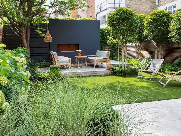 Evening Garden – Garden Club London