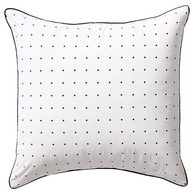 Dash European Pillowcase