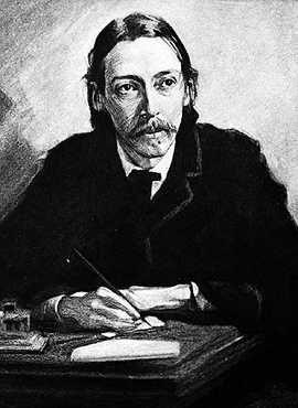 """""""La isla del Tesoro"""" es uno de mis clásicos favoritos. Por eso incluyo a Robert Louis Stevenson"""