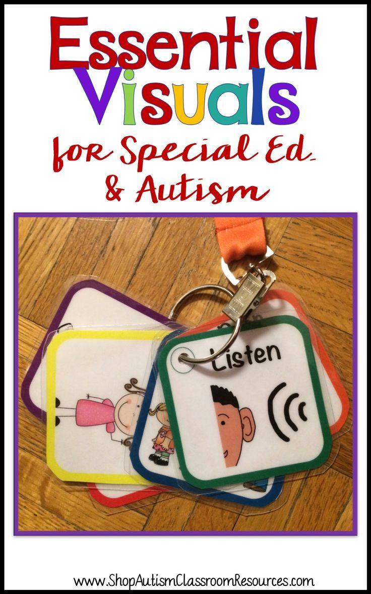 Visual schedules, cues, and supports are essential to help autism and special education classrooms effective. Help students understand expectations and improve behavior.