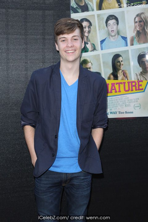 John Karna IFC Midnight's 'Premature' LA Opening Screening at Arena Cinema Hollywood http://icelebz.com/events/ifc_midnight_s_premature_la_opening_screening_at_arena_cinema_hollywood/photo7.html