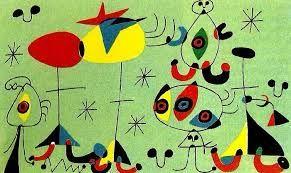 Joan Miró ile ilgili görsel sonucu